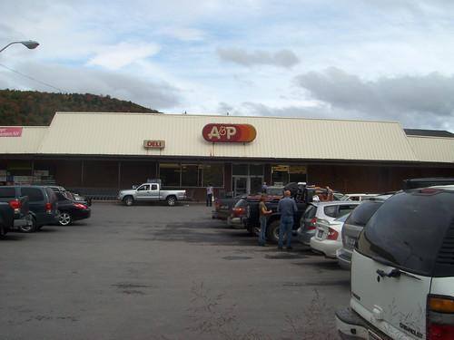 A&P Margaretville, NY