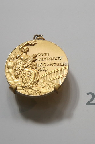 1984 Los Angeles Olympic Games, Gold Medal, Gymnastics Team