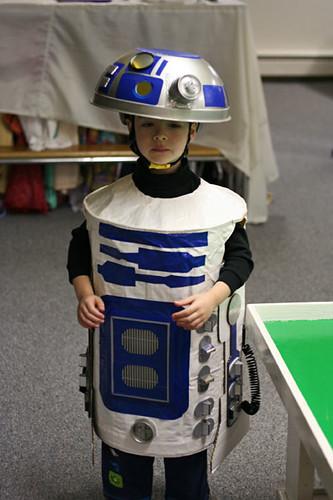 R2d2 Costume R2D2 Costume | Flickr ...