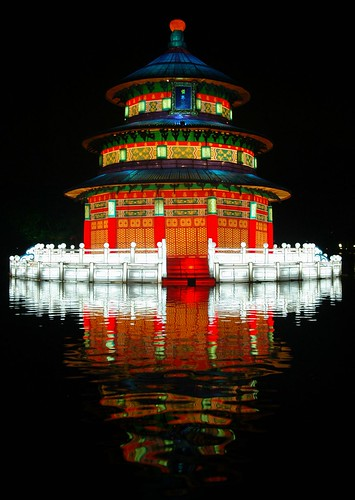china light reflection building classic scale beautiful festival architecture night landscape geotagged temple noche model heaven nacht chinese scenic explore guangdong noite scaffold lantern 中国 templeofheaven xin reflexions ming nuit yuan notte zhuhai tarpaulin tarp nachtaufnahme 广东 珠海 otw 圆明新园 explored ©allrightsreserved yuanmingxinyuan newyuanmingpalace theunforgettablepictures colourartaward artlegacy goldstaraward 园明新园 geo:lat=22244193 geo:lon=113532768 mygearandmepremium mygearandmebronze mygearandmesilver mygearandmegold mygearandmeplatinum mygearandmediamond