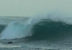 Winter Swell - Waimea Bay, Hawaii