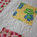 Lemonade Quilt Quilting