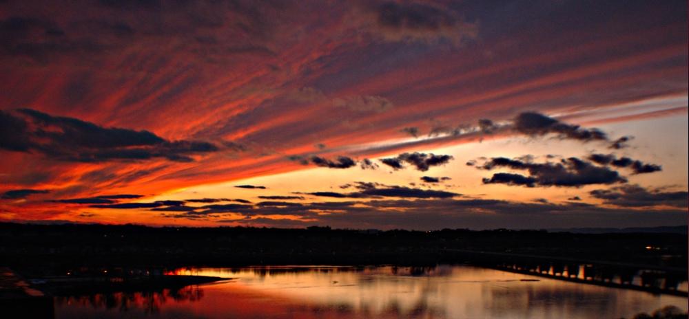 Harrisburg Sunset