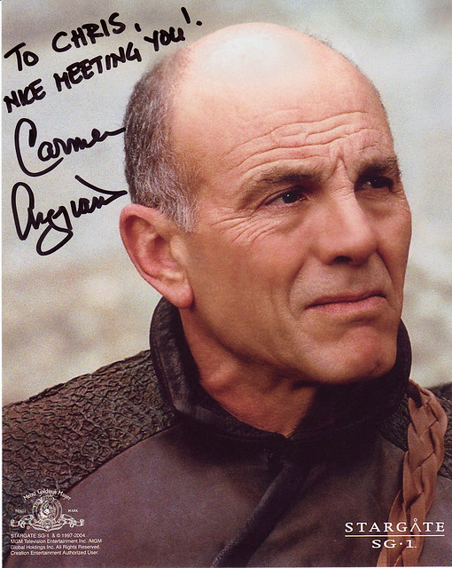 Carmen Argenziano - Photo Actress