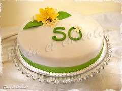 Torta 50 Anni Painetchocolat Wordpress Com Eliana Famiglietti