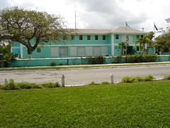 Cable Beach Police Station - Nassau, Bahamas