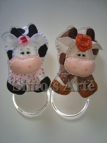 Porta panos vaca by Artes by Simo's®