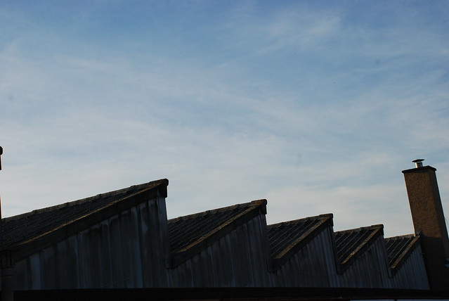 Northlight Sawtooth Factory Roofs A Gallery On Flickr