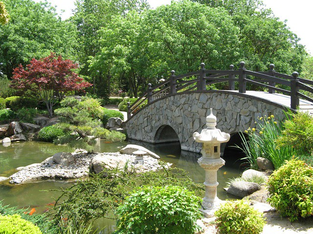 Shinzen Japanese Gardens Woodward Park 1 Flickr Photo