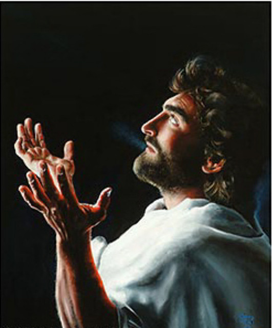 father forgive thema painting by akiane kramarik little