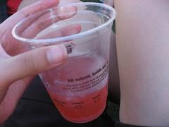 Mike's Pomegranate Lemondade