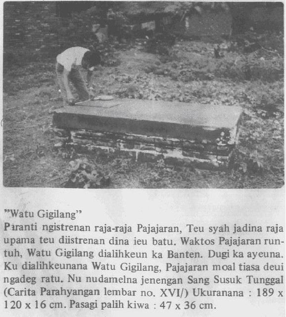 Watu Gigilang