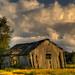 Sunset at the Barnhouse by Heikki Salmi