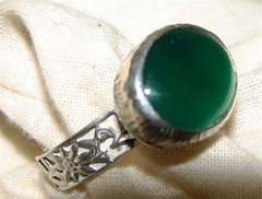 ring, jewellery, gemstone, silver, jade,