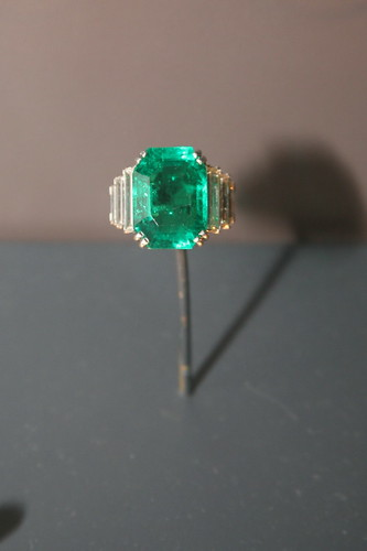 Maximilian Emerald Ring | by cliff1066™