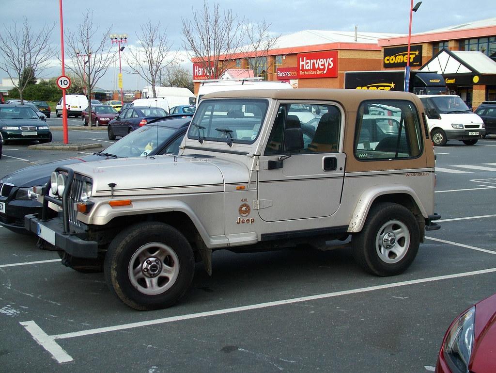 94 yj jeep wrangler sahara a photo on flickriver 94 yj jeep wrangler sahara sciox Image collections