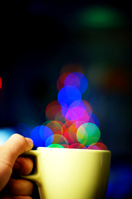 A Cup of Bokeh, please? from Flickr via Wylio