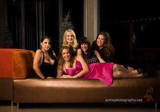 Corporate Holiday party - Phoenix Arizona business women | by ACME-Nollmeyer