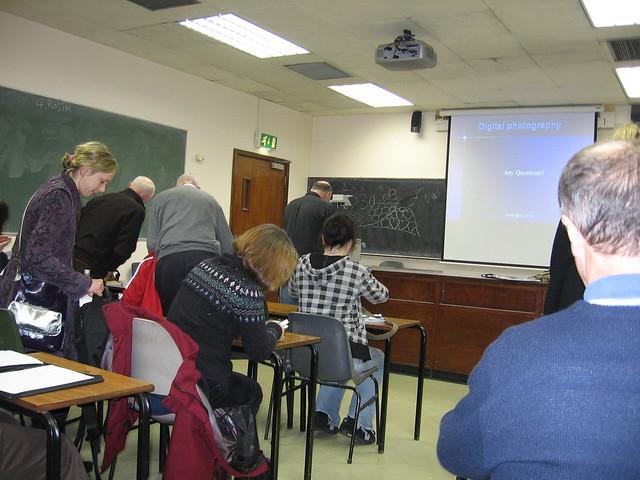 Header of the class