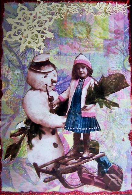 Christmas Postcard 1