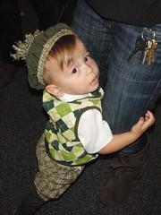 Little Jack the Golfer (Ava's Bro)