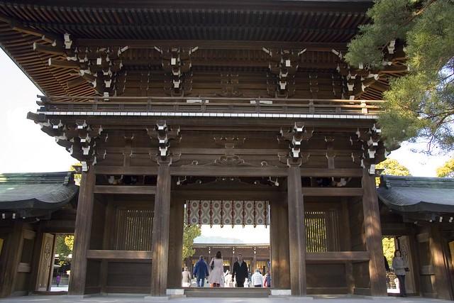 Meiji Jingu  Meiji Jingu (Shinto shrine), Shibuya, Tokyo, J…  By: chrisandk...