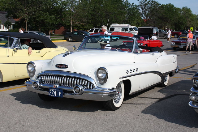 1953 buick roadmaster convertible flickr photo sharing. Cars Review. Best American Auto & Cars Review