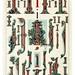 005-Letra I-Owen Jones Alphabet 1864- Copyright © 2010 Panteek.  All Rights Reserved