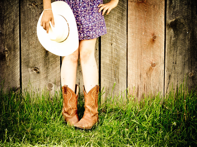 Boots, Chaps, & Cowgirl Hats | Flickr - Photo Sharing!