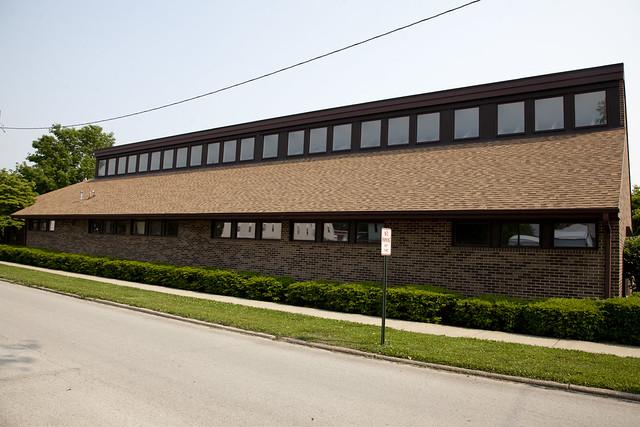 Burl Ives Art Studio Hall