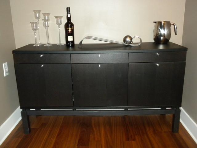 ikea bjursta sideboard flickr photo sharing. Black Bedroom Furniture Sets. Home Design Ideas