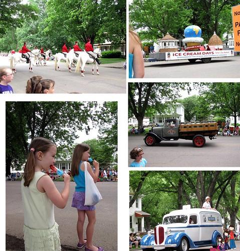 Ice Cream Days Parade, LeMars, Iowa