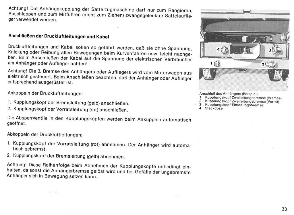 Charmant Schaltplan Der Impuls Anhängerbremse Bilder - Elektrische ...