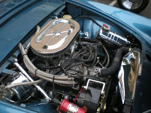 car engine photo