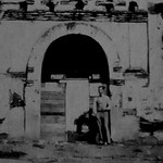 Mission San Diego de Alcala main door 1910s