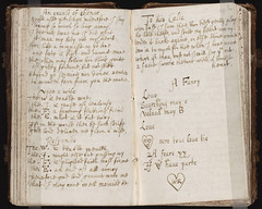 [Commonplace book], [mid. 17th c.]