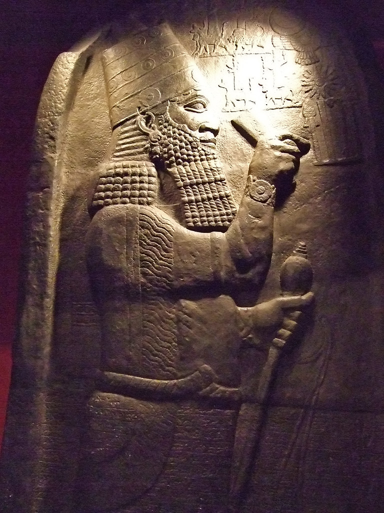 Image result for esarhaddon king of babylon