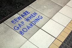Beware Gap
