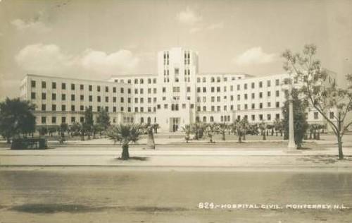hospital universitario monterrey n l: