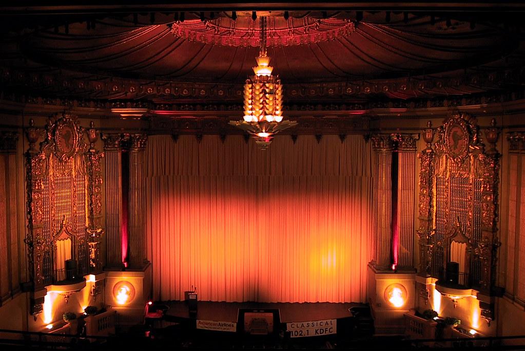Castro Theatre Proscen...