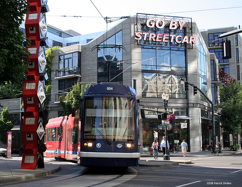 Go By Streetcar!
