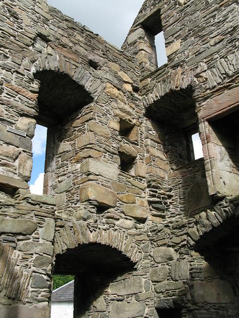 Carsluith Castle