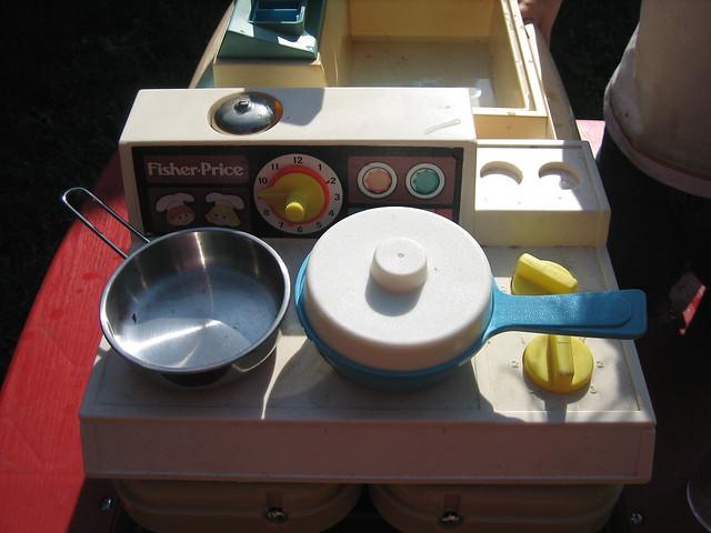Fisher Price Kitchen Set India