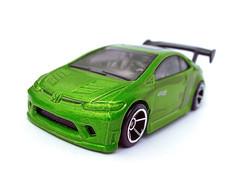 HotWheels - Honda Civic Si