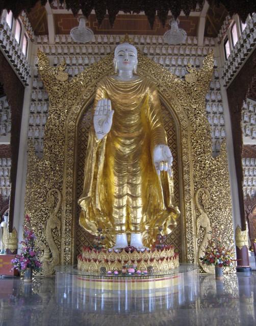 Burmese Temple IV