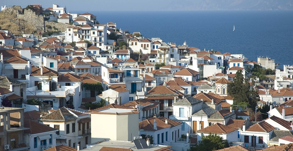 Скопелос остров