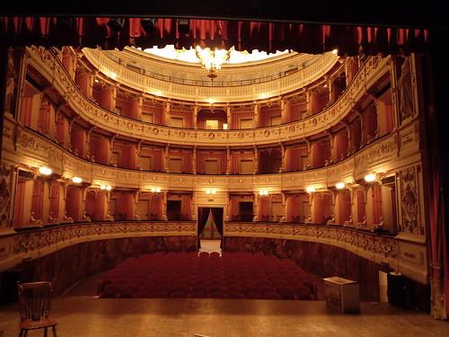 La prima volta all'Opera