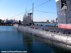"""Лос-Анджелес Тур"" Long-Beach-Scorpion-Submarine-Sep-2008-LaTravelTours.com"