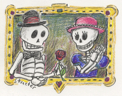 Skeletal Love