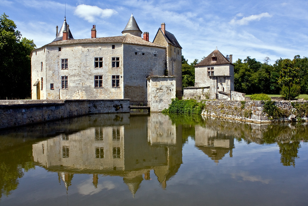 Chateau Montesquieu at La Brede